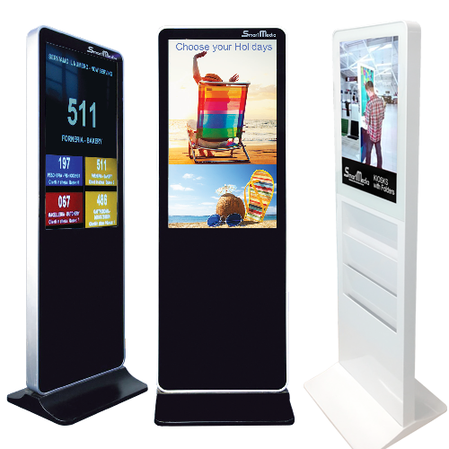 Indoor Digital Kiosks | SmartMedia