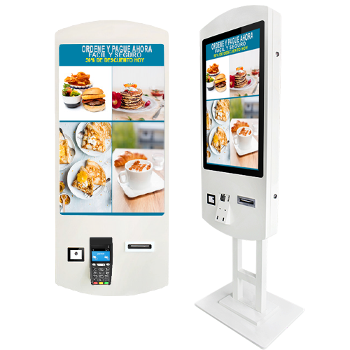 CAJERO SELF-SERVICE 32""