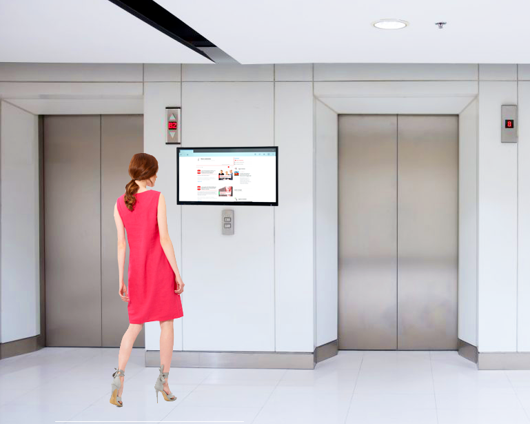 Monitor lavagne Interattive Condominiali per Bacheca condivisa ed assemblee digitali