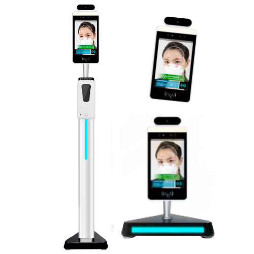 Face recognition thermometer, Thermal Infrared Face Recognition, thermal cameras with facial recognition, Thermal camera for body temperature scanning, Face Recognition & Body Temperature Monitoring System, Temperature Scanner with Built-In Facial Recognition