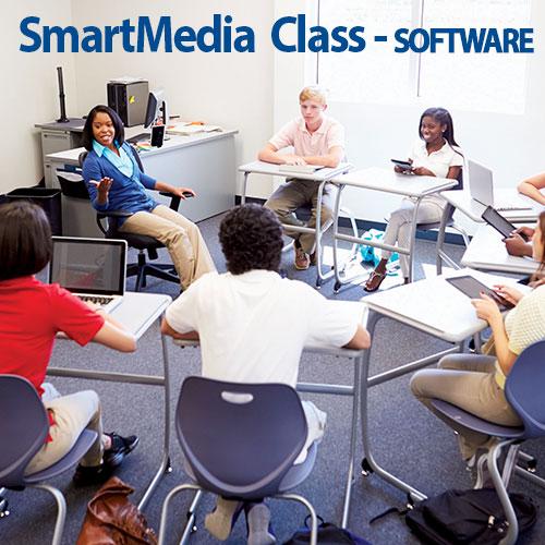 SmartMedia Class, per la gestione dell'apprendimento per Scuole e centri formativi