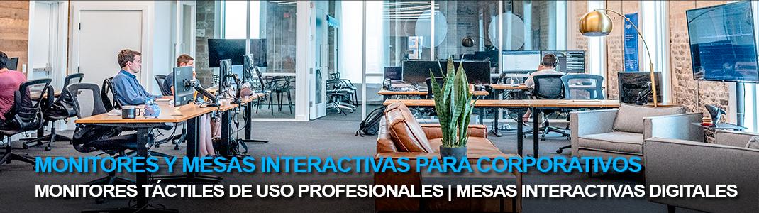 Para todo tipo de empresas: tecnología interactiva para interactuar con el cliente, aumentar la productividad y disminuir los costos de gestión